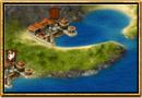Στιγμιότυπο οθόνης του Grepolis - Χάρτης